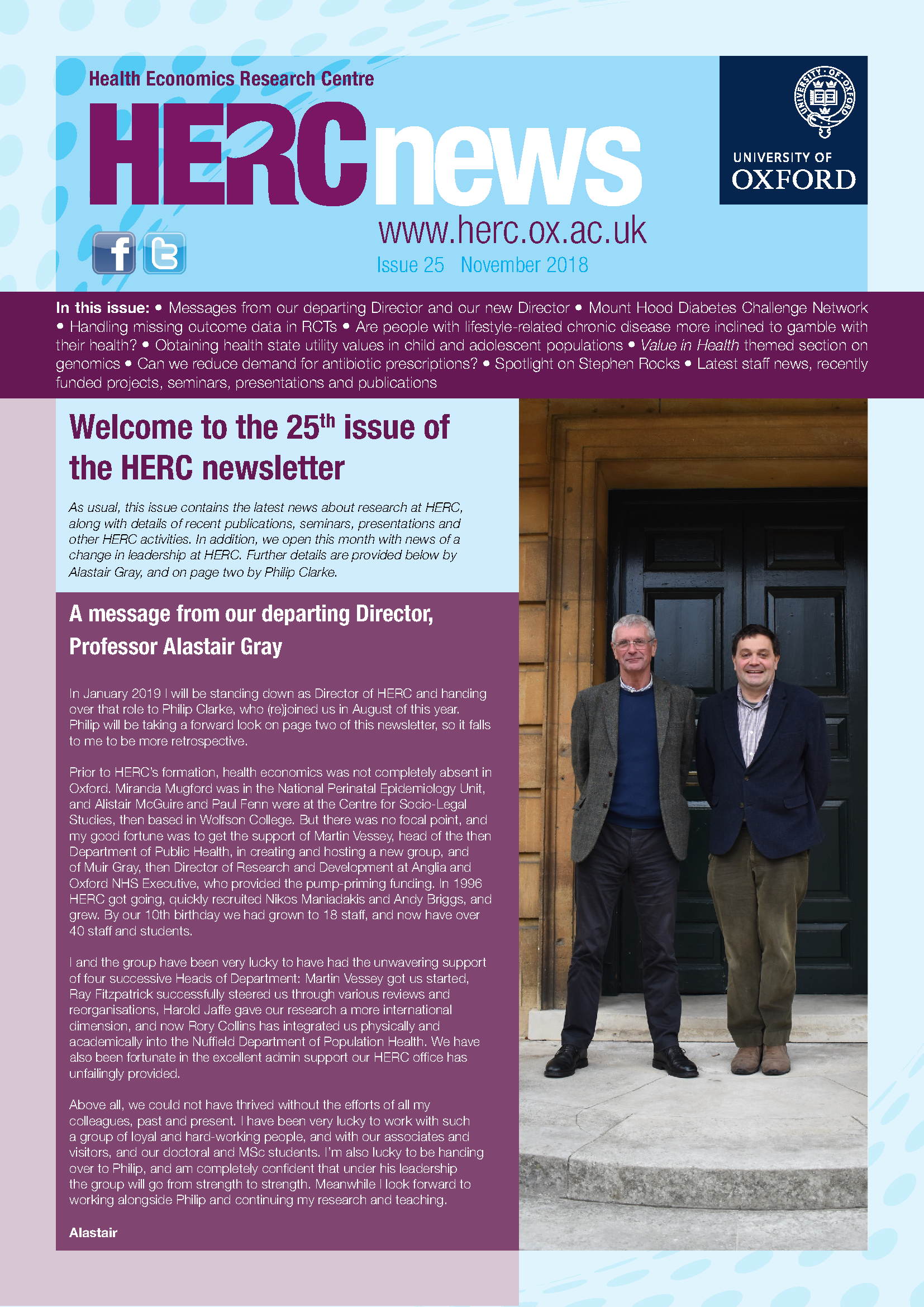 Front Cover HERC Newsletter November 2018.png