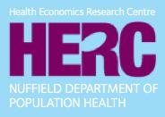 Health Economics Research Centre (HERC)
